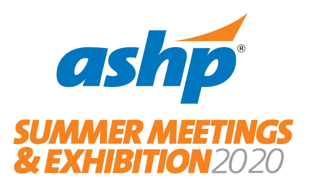 ASHP Summer Meetings and Exhibition