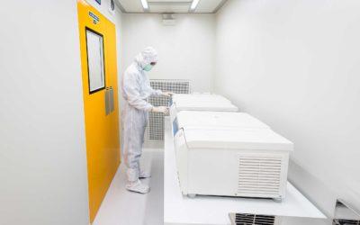 Infinity Laboratories Site Director Receives AAMI Certifications